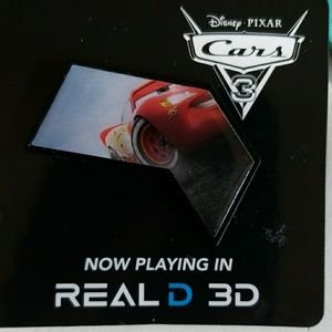 2017 Disney Pixar CARS pin